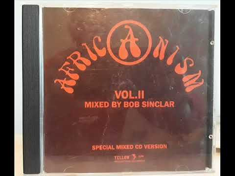 Africanism Vol 2 Mixed By Bob Sinclar