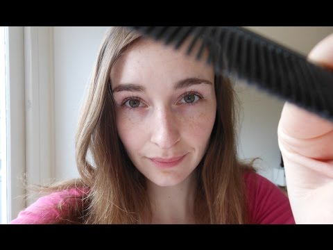 [HD] ASMR Soft Spoken Role Play - Hair Dresser Binaural/3D Haircut, Wash & Highlights