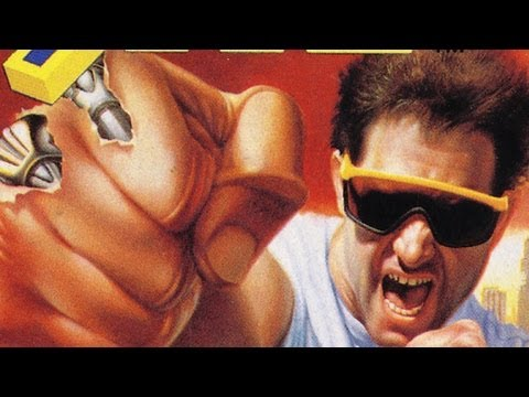 Classic Game Room - SHATTERHAND review for NES