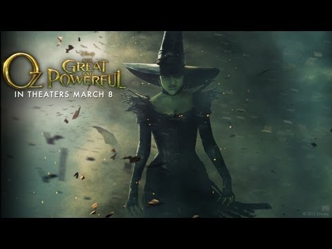 Disney - Oz The Great and Powerful Game Spot