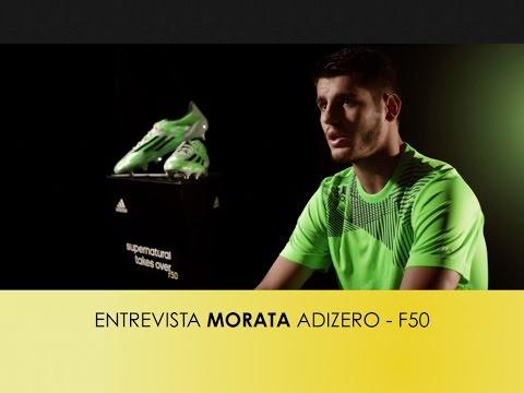 Morata es adizero f50