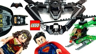 LEGO® Batman v Superman: Dawn of Justice 76046 Heroes of Justice: Sky High Battle