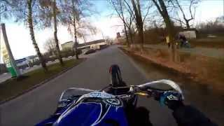 Стоковый IRBIS TTR 125/Let the angle ? Come on back! Wheelie
