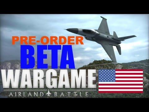 Wargame AirLand Battle BETA! - USMC Gameplay