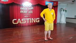 Thách Thức Danh Hài mùa 5 casting   Color Man bất ngờ đi cast và bị đuổi thẳng vì kg có tiểu phẩm