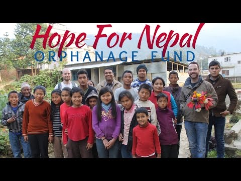 Hope for Nepal Orphanage - Pre & post earthquake photos