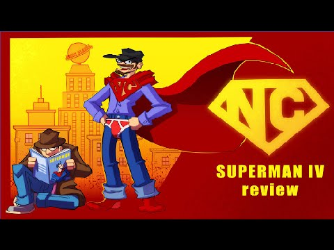 Nostalgia Critic: Superman IV