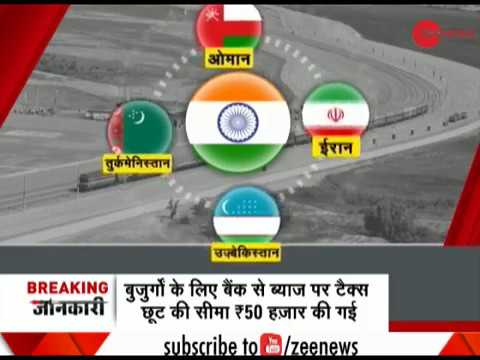 Big blow to CPEC as India joins Ashgabat agreement