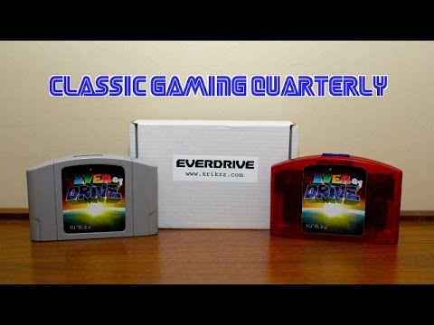 Everdrive 64 Version 3 Walkthrough & Review