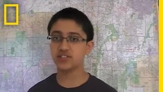 National Geographic Bee 2013 - MO Finalist