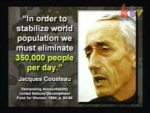 5 BILLION HUMAN BEINGS TO BE MURDERED -- New World Order :: The Plan Is In Progress RIGHT NOW !!