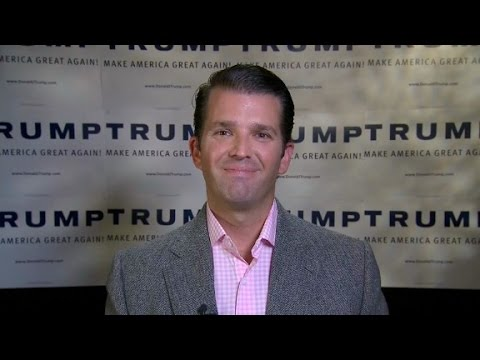 Donald Trump Jr. on State of the Union: Full Interview