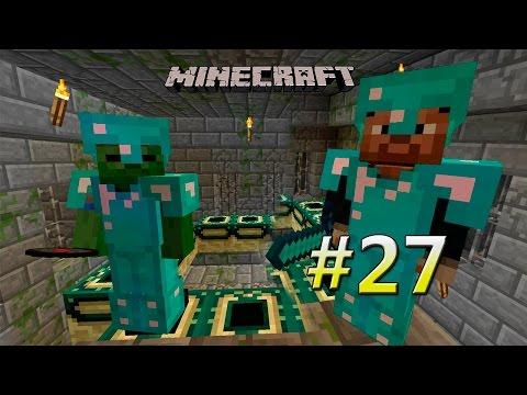 Minecraft Хардкор #27