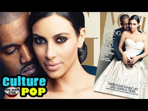 KIM, KANYE VOGUE COVER Blows Up Internet with Mixed Reactions