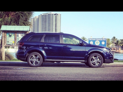 2017 Dodge Journey   an average guy's review