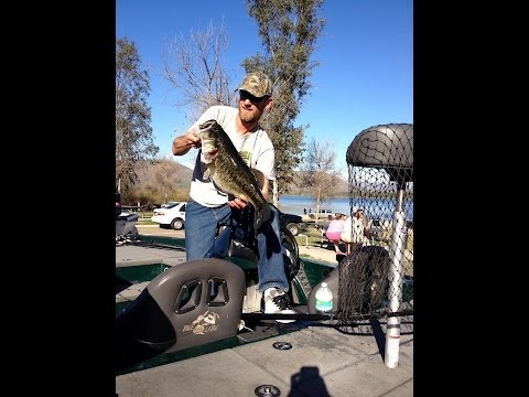 Angler&#039;s Choice Bass Tournament Lake Otay February 11, 2012