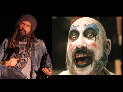Pictures Rob Zombie Rob Zombie Explains Why House