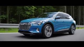 2019  Audi E Tron : Electric has gone Audi Full Review