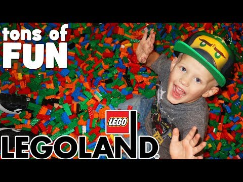 Legoland - BEST DAY EVER!