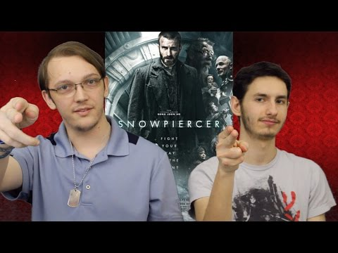 Snowpiercer-Movie Review with Shane