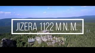 Jizera z dronu | Xiaomi Mi Drone 4K |