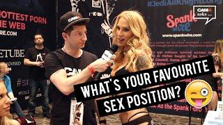 Pornstars Reveal their Favorite Sex Position - CAM4 Asks
