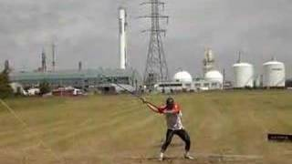 BDO '08 Japan Tetsuya Masaoka 237,13 meter !!