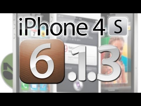 Untether Jailbreak iOS 6.1.3 iPhone 4S (POSIBLE)