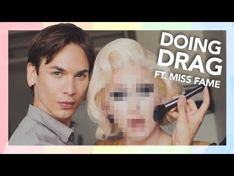 Becoming a Drag Queen (ft. Miss Fame)   Chosen Family   Part 2 thumbnail