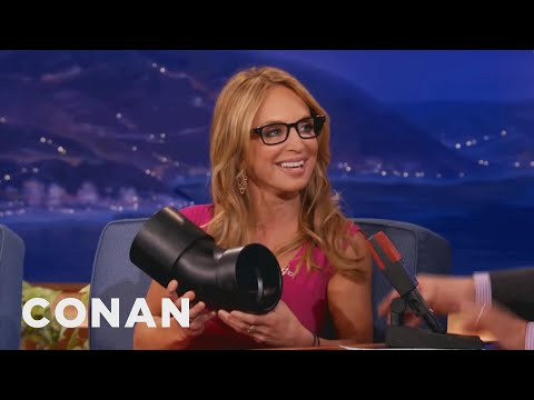 Sex Expert Dr. Jennifer Berman Teaches Conan & Tom Arnold To Find The G-spot video