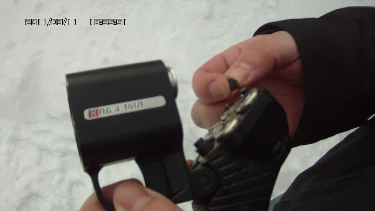 Травмат Оса газовый патрон. оса,травматическое оружие, пб-4 1 м