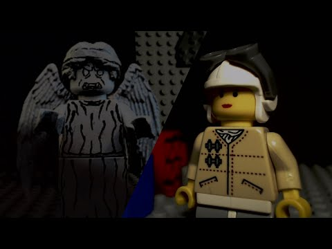 Shadow of the Angels (A Doctor Who Fan Lego Stop-motion) - TRACER FILMS
