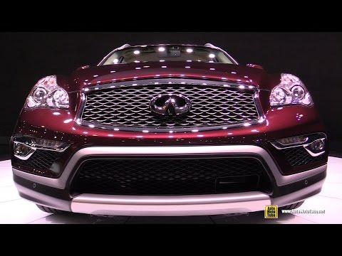 2016 Infiniti QX50 - Exterior and Interior Walkaround - 2015 New York Auto Show