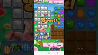 Candy crush saga 2075 level