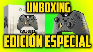 Call Of Duty: Advanced Warfare Control Edicion Limitada Xbox One Unboxing