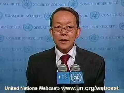 MaximsNewsNetwork: UN Amb. CHINA, WANG GUANGYA on GEORGIA: 2007 & OTHER MATTERS