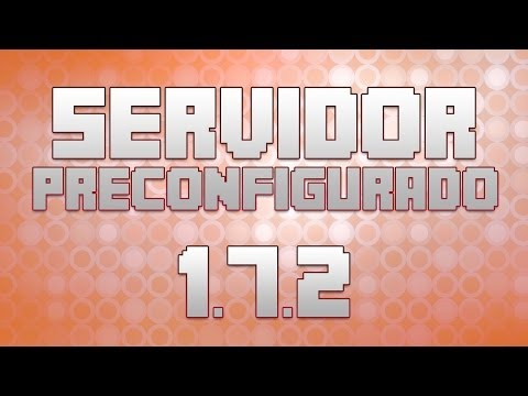 Servidor minecraft configurado Bukkit 1.7.2 [Server configured - Minecraft][Descarga / Dowload]