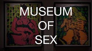 Museum of Sex: Art vs. Censorship