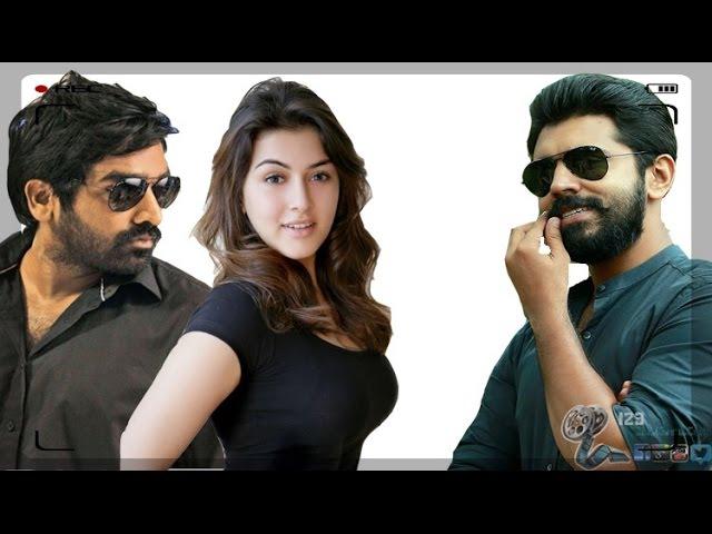 Dhanush to rope in Vijay Sethupathi & Hansika for remake of Premam?| 123 Cine news | Tamil news
