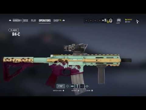 New Ash bundle - Rainbow Six siege