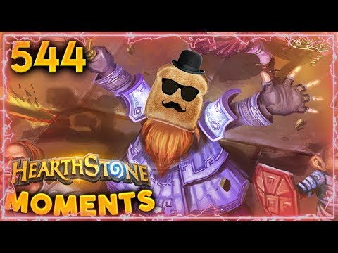 Genius Prediction Or Just Fakerino?? | Hearthstone Daily Moments Ep. 544