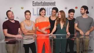 teen wolf cast| comic con 2015