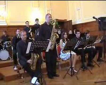 Corner Pocket - Big Band ZUS Isi Krejciho