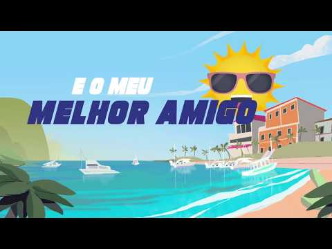 Static and Ben El – Broke Ass Millionaire (Official Lyric Video) [Portuguese Version]