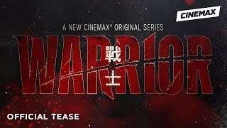 Warrior | Official Tease | Cinemax