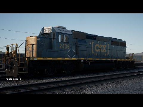 Train sim world beta