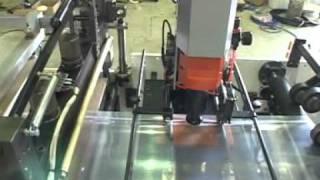 HP-SW-26SR (#2095) ZIPPER BAGS MAKING MACHINE