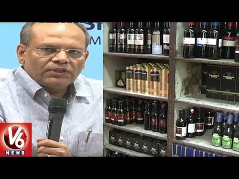 Excise Commissioner Somesh Kumar Appointed Committee On Distillery Dealers Problems | V6 News