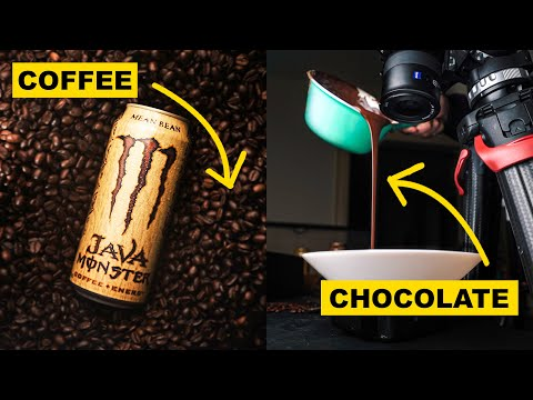 How a 6 second energy drink commercial is made