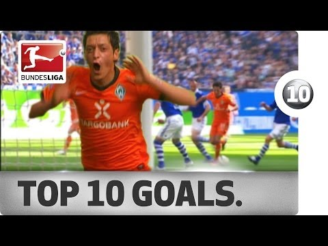 Top 10 - Solo Goals